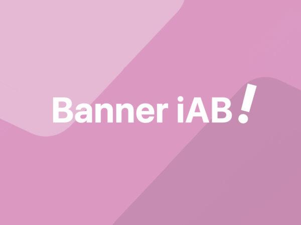 Banner iAB